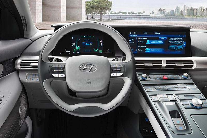 Voor ondernemers die fiscaal voordelig willen investeren in een milieuvriendelijke auto is de Hyundai NEXO een goede keuze.