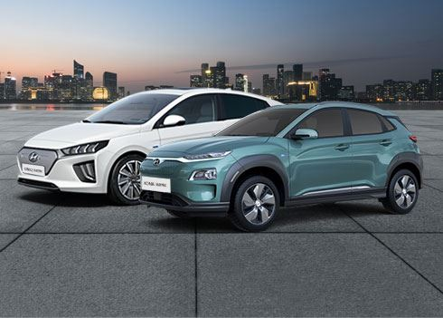 4.000 euro subsidie bij aanschaf KONA Electric of IONIQ Electric