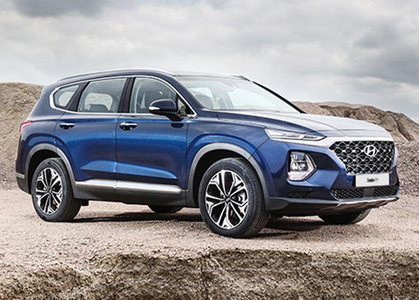 Hyundai Santa Fe viert 20ste verjaardag
