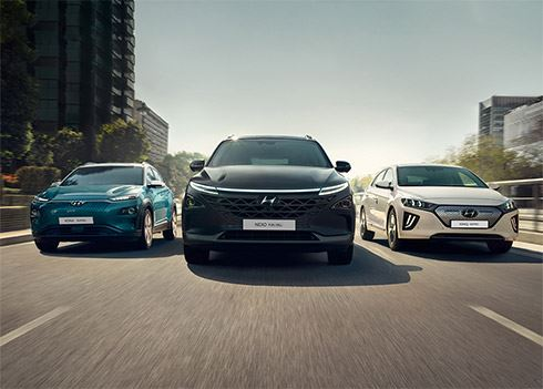 30 jaar groene mobiliteit bij Hyundai