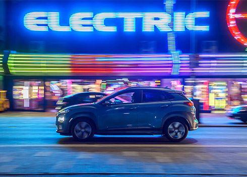 In vogelvlucht: 30 jaar elektrisch rijden bij Hyundai