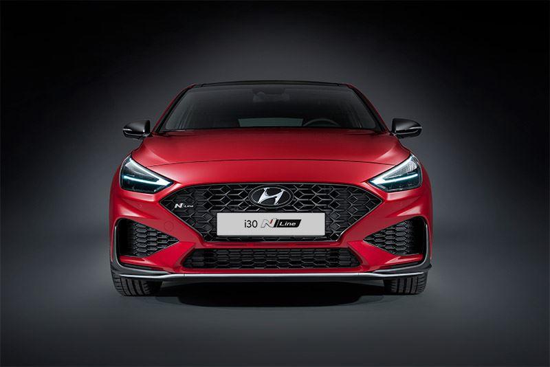 De vernieuwde Hyundai i30 verschijnt deze zomer in de showroom.