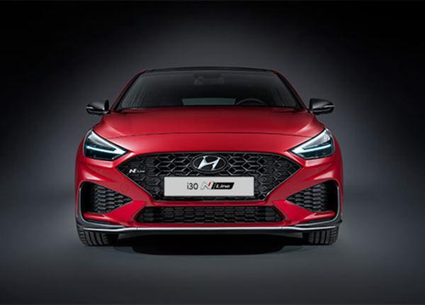 Dit zijn de prijzen van de vernieuwde Hyundai i30