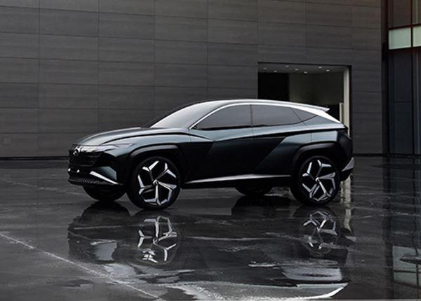 Vision T: sportieve, dynamische SUV