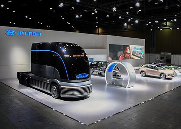 Hyundai en de realisatie van een emissieloze waterstofmaatschappij