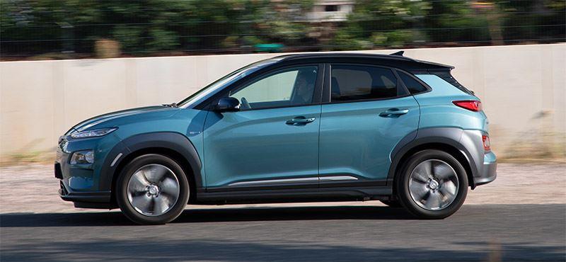 Meer dan de helft van alle verkochte exemplaren van de Hyundai KONA in Nederland is een KONA Electric.