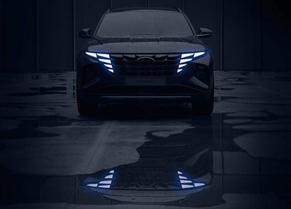 Eerste beelden nieuwe Hyundai Tucson