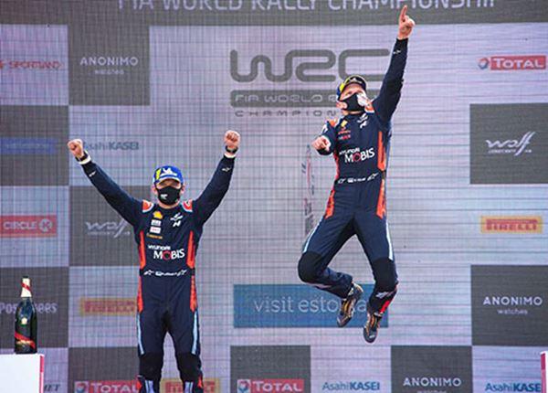 Rallyrijders doen weer volop mee om wereldtitel