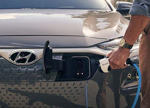 Rijimpressie KONA Electric met 39 kWh-batterijpakket