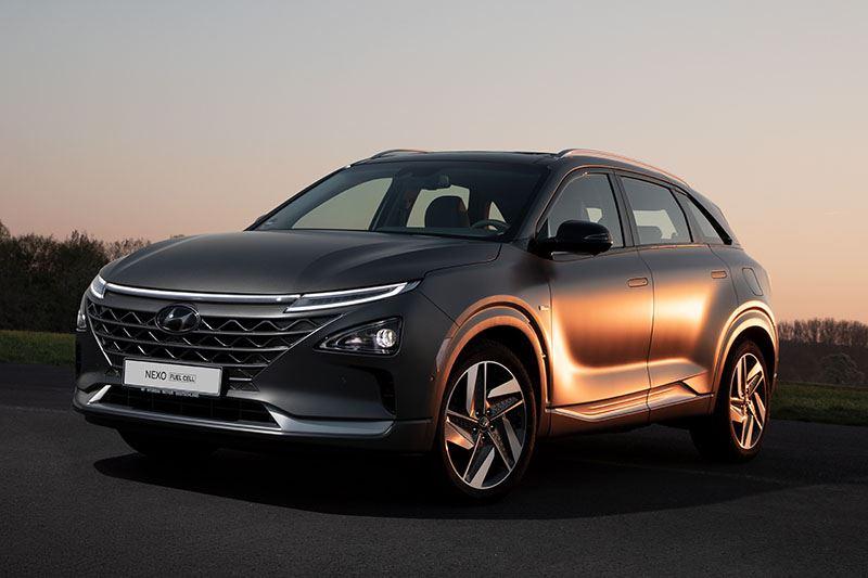 Hyundai is een van de weinige autofabrikanten ter wereld met een in serie geproduceerde waterstofauto in zijn gamma, de NEXO.