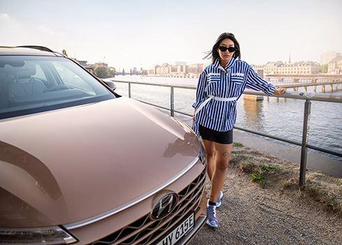 Deejay Peggy Gou ambassadeur van Hyundai-campagne H2U