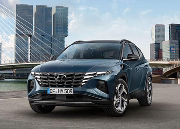 Nieuwe Hyundai Tucson onthuld, bekijk de foto's