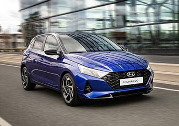 Prijzen nieuwe Hyundai i20 bekend