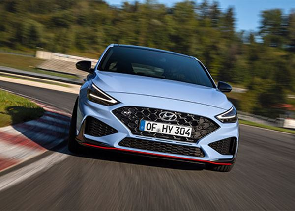 Hyundai i30 N vernieuwd en verbeterd