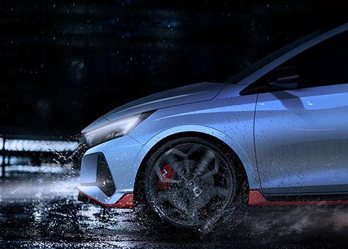 Eerste beelden nieuwe Hyundai i20 N