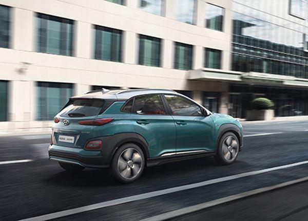 Hyundai roept KONA Electric terug voor een software-update
