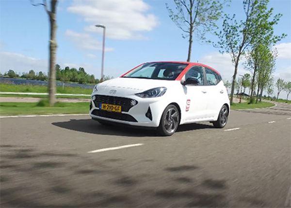 Duurtestreportage AutoWeek: 10 uur in een Hyundai i10? Graag!