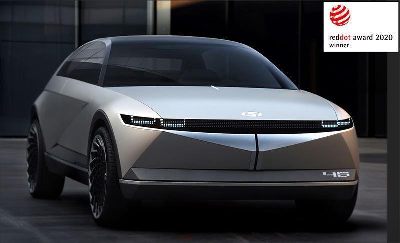 45 Concept EV.