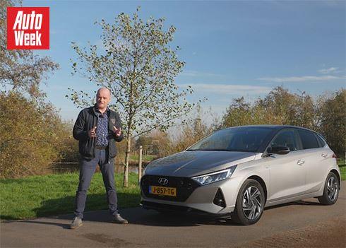 Video: dit vindt AutoWeek van de nieuwe i20
