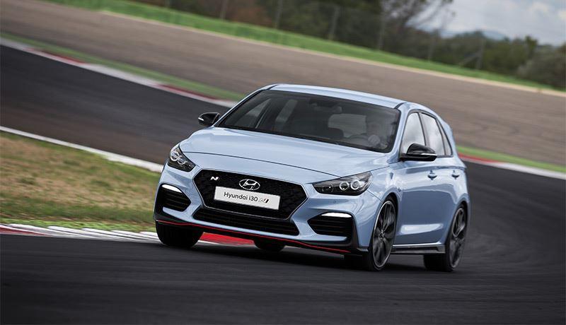 Net als in 2019 won de Hyundai i30 N in 2020 de prestigieuze Sport Auto Award.