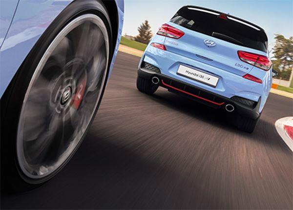 Wéér een award voor sportauto Hyundai i30 N!