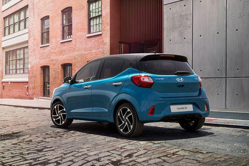 In de klasse van de compacte auto's behoort de Hyundai i10 al jaren tot de absolute top.