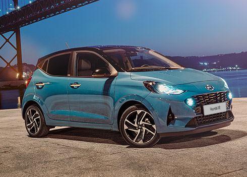 De Hyundai i10: onverslaanbaar!
