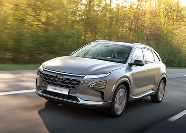 Hyundai en INEOS slaan handen ineen
