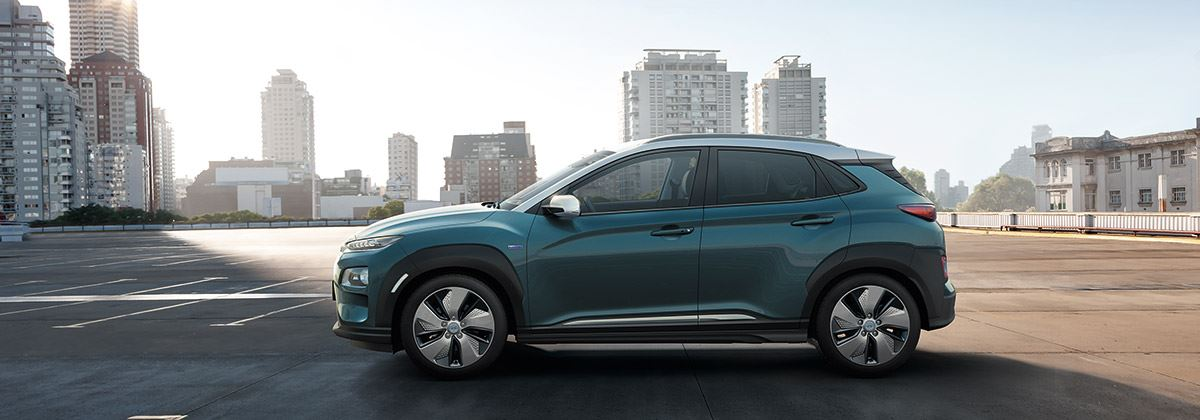 Autovisie test: KONA Electric vs. Mazda MX-30