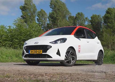 Afscheid met een traan: AutoWeek zwaait favoriete duurtester Hyundai i10 uit