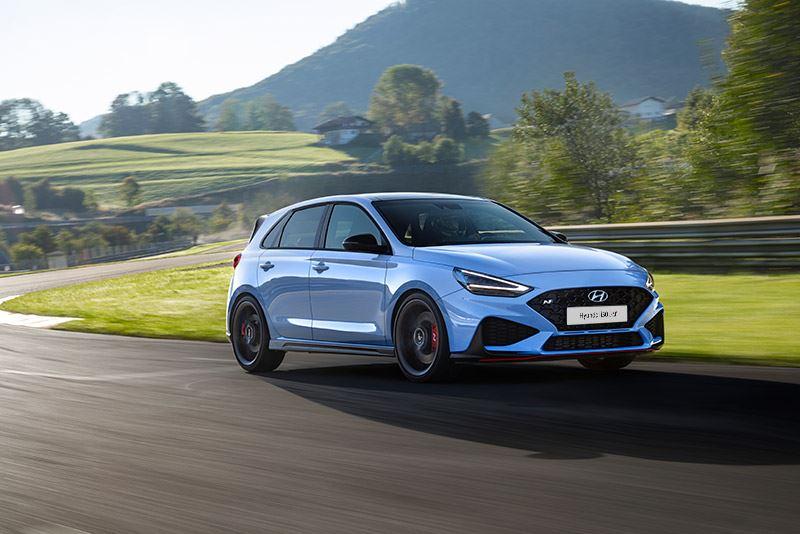 De nieuwe Hyundai i30 N belooft nog meer rijplezier op de weg en op het circuit.